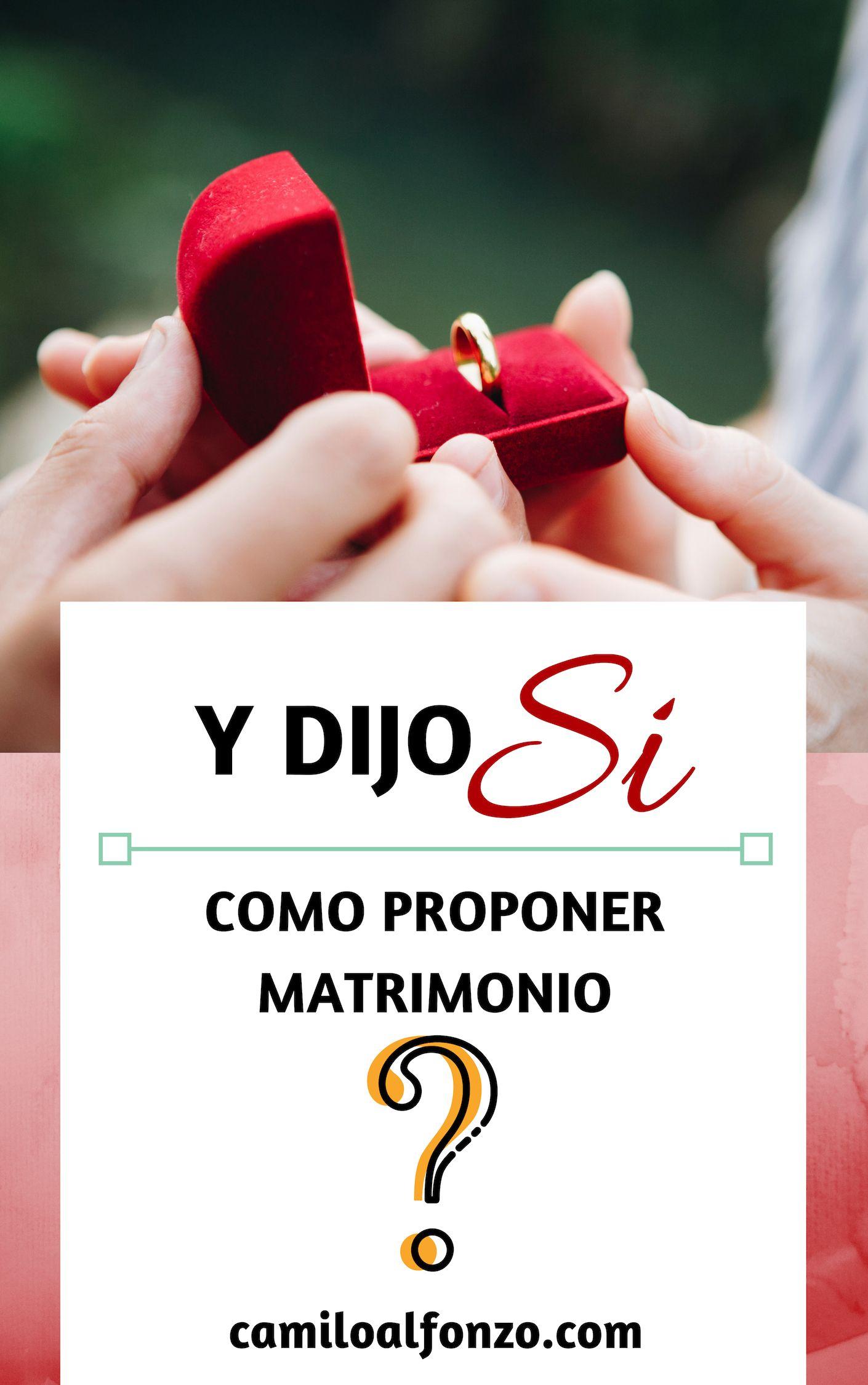 6f38aca8c ▷ Como hacer una propuesta de matrimonio exitosa e inolvidable ...