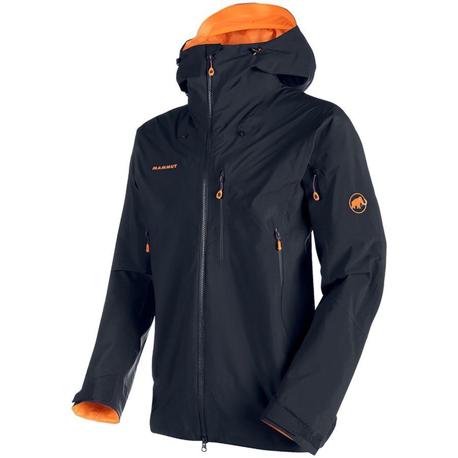 Mammut Nordwand Pro Hs Hooded Jacket Men S Night Skijacke Herren Jacken Kleidung