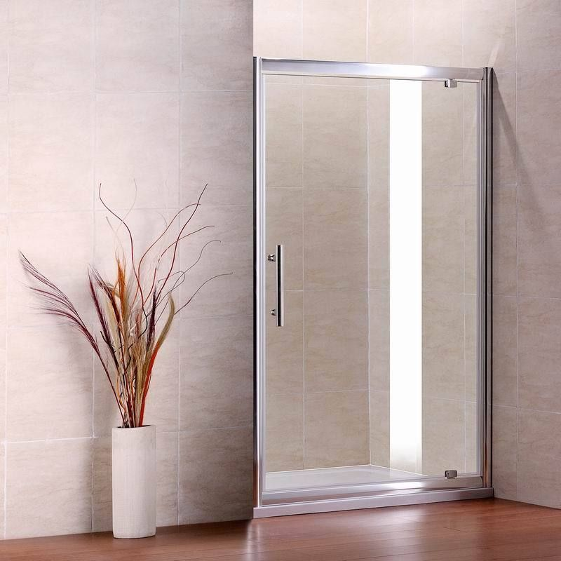 Bifold Frameless Shower Enclosure The Shower Door Has A Rise And Fall Function To Prevent Frameless Bifold Shower Doors Shower Doors Shower Doors Enclosures