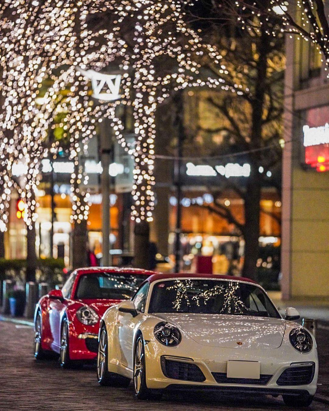 Hello Justfeelinはinstagramを利用しています 紅白991でイルミネーション 丸の内イルミネーション 車のある風景 車の写真が好きな人と繋がりたい 車好きな人と繋がりたい フォトジェニック ファインダー越しの私の世界 Porsche ポルシェ Porshecarrer