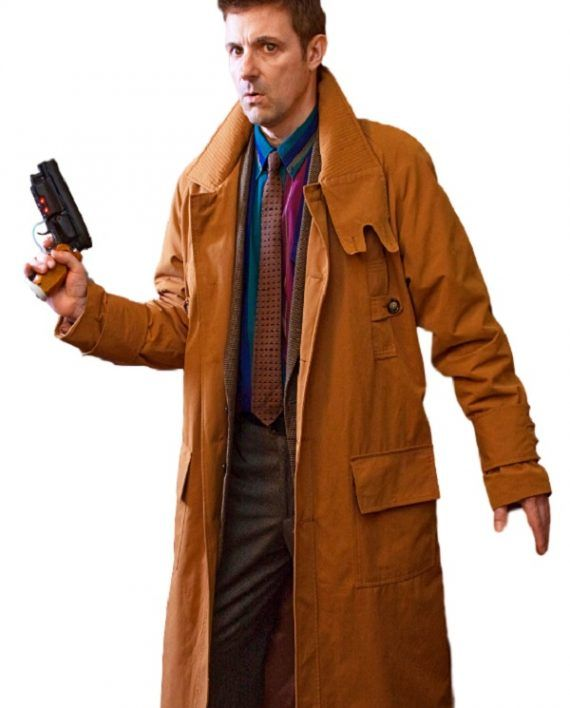 61851a234 Blade Runner Rick Deckard Coat | Men's Fashion | Brown trench coat ...