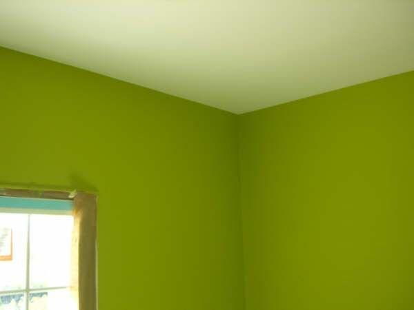 Pintura Plastica Color Verde Pistacho Color Verde Decoracion