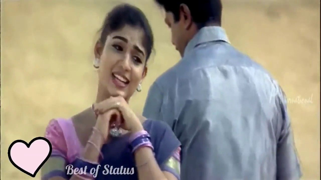 New Nayanthara Lovable Whatsapp status tamil ♡ Song Cut ...