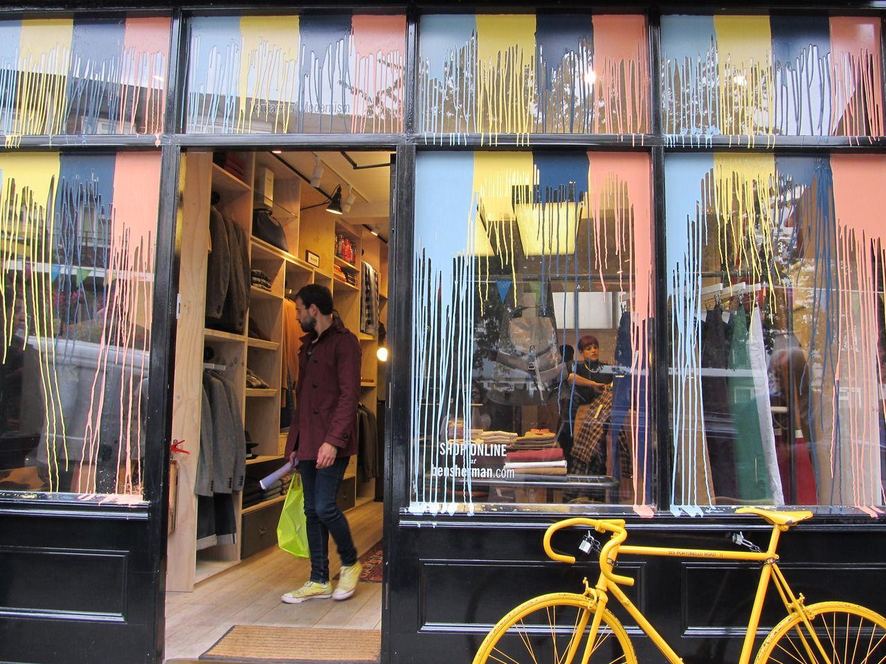 Ben Sherman   Portobello Road, London