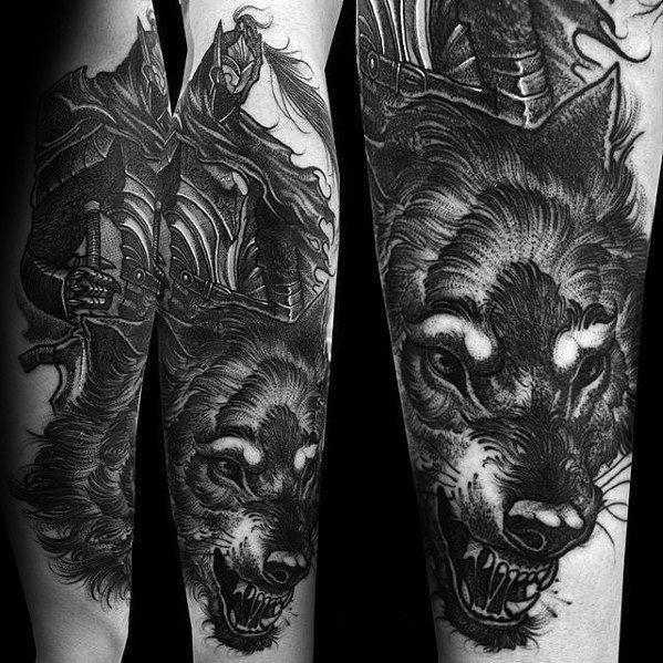 bb5eb8deb Guys Dark Souls Tattoos Couple Tattoos, Tattoos For Guys, Gamer Tattoos,  Wolf Tattoos