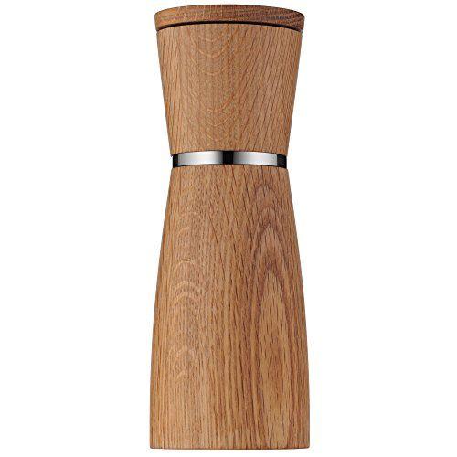 Salz-//Pfeffermühle Adhoc ACAZIA MP75 Pfeffer-//Salzmühle Gewürzmühle natur Holz