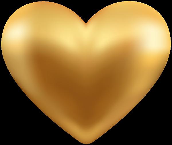Gold Heart Transparent Png Clip Art Clip Art Heart Of Gold Free Clip Art
