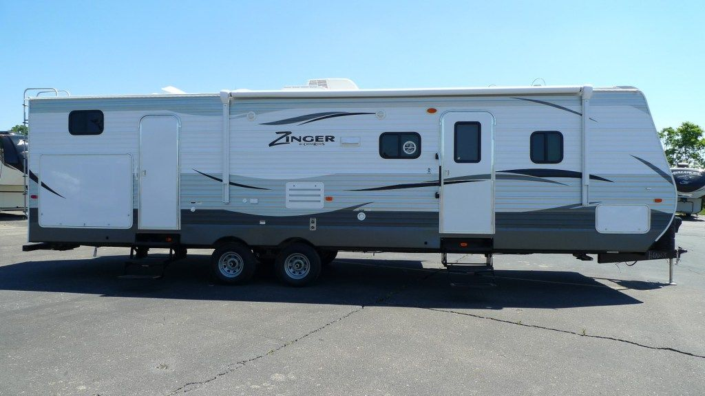 Your New 2017 Zinger Zt32sb Travel Trailer Is Waiting For You At