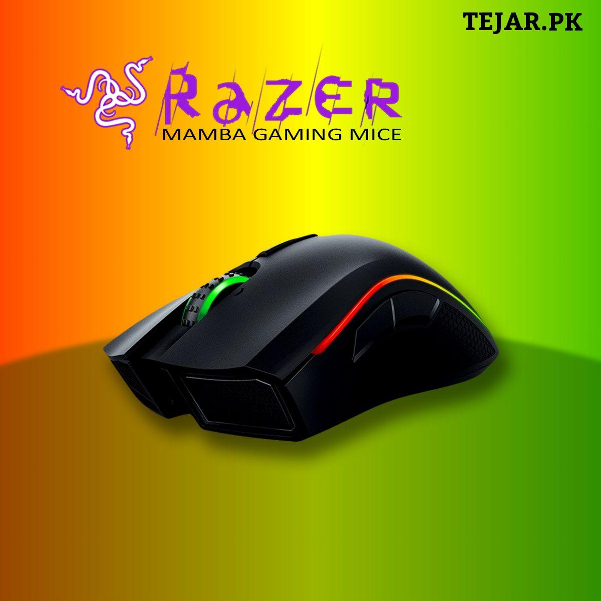 Razer Mamba Gaming Mice | Electronics & Computers | Games