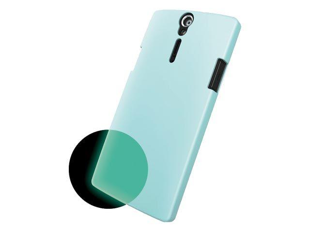 iBuffalo夜光矽膠保護套-淺藍+保護貼*1,只要$799