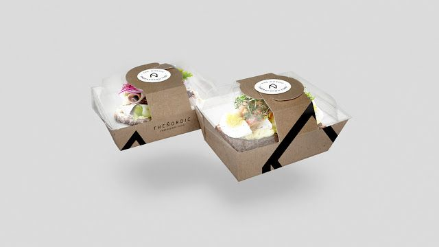 The Nordic Food Truck (Student Project) on Packaging of the World - Creative Package Design Gallery