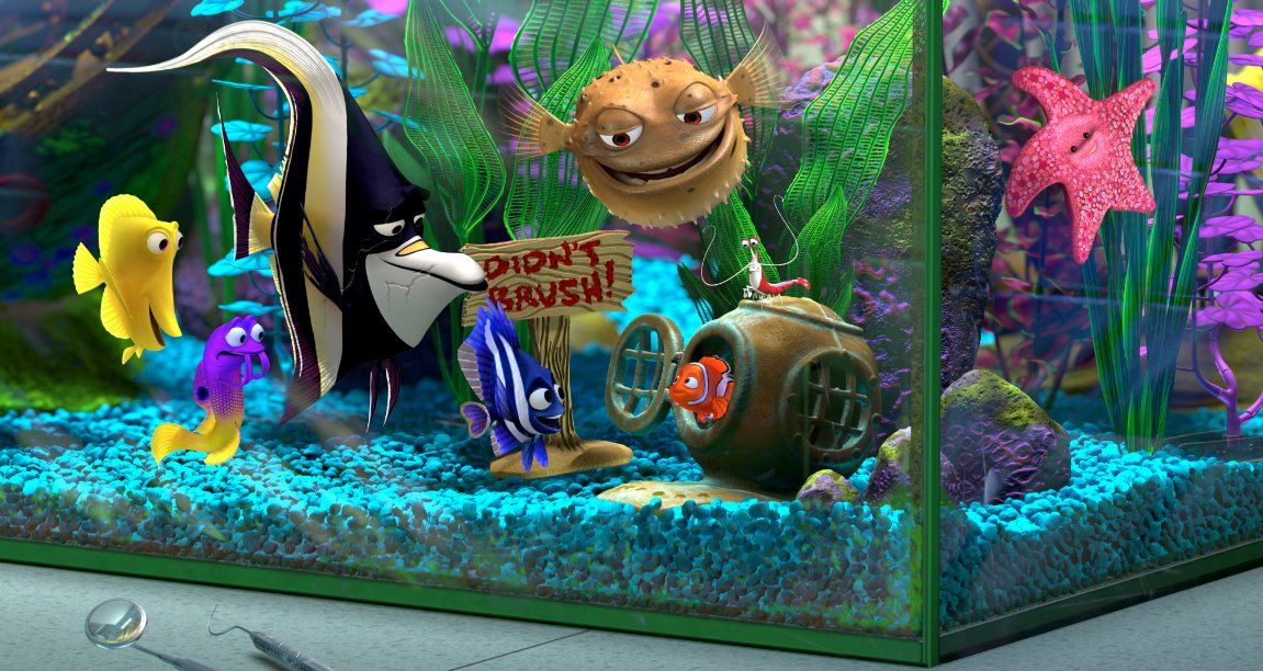 Quiz Which Disney Squad Do You Belong To Fish Tanks