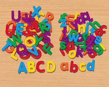 magnetic alphabet letters lakeshore s magnetic letters a must for learning 23527