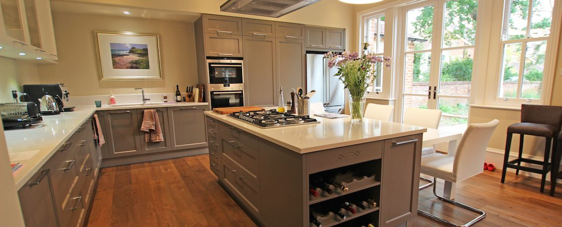 Best Shaker Kitchens From Lwk London Kitchens Country Kitchen 400 x 300
