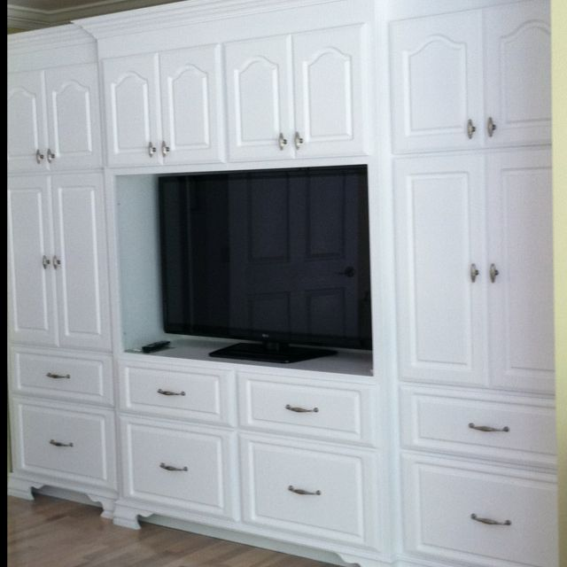 Built In Cabinets In Bedroom Home Pinterest