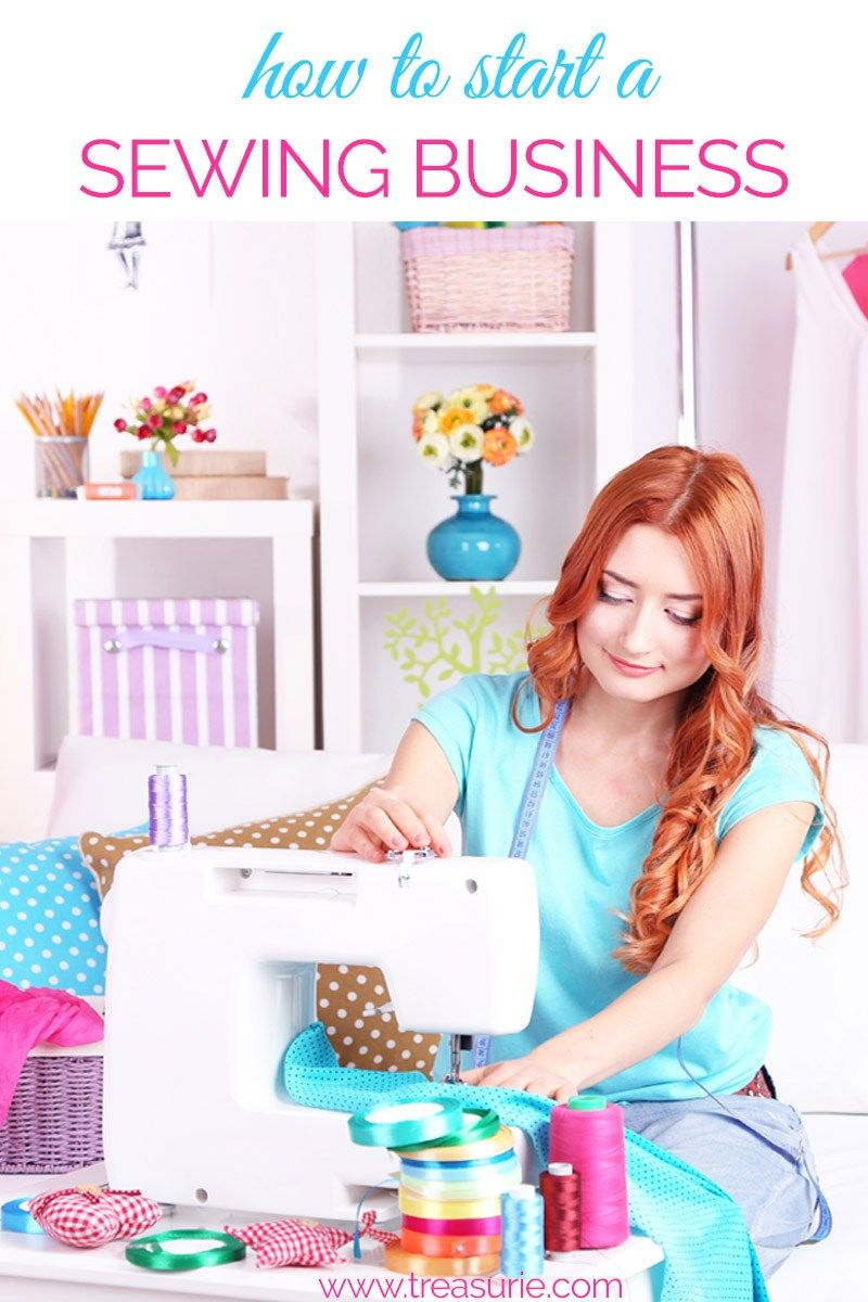How to Start a Sewing Business Make Money Sewing