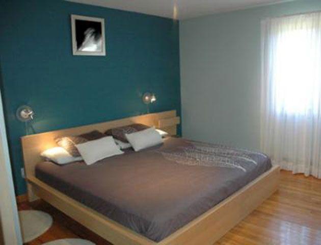 29 Fotos E Ideas Para Pintar Una Habitación En Dos Colores Pintar Habitacion Decoraciones De Cuartos Colores De Casas Interiores