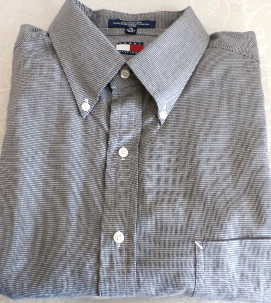 Tommy hilfiger dress shirt long sleeve menus big these are