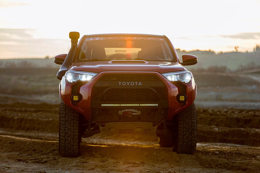 Should You Buy a TRD Pro 4Runner? A Comparison To OffRoad