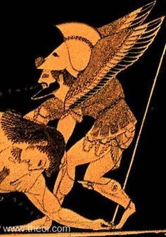 hypnos and morpheus - Google Search