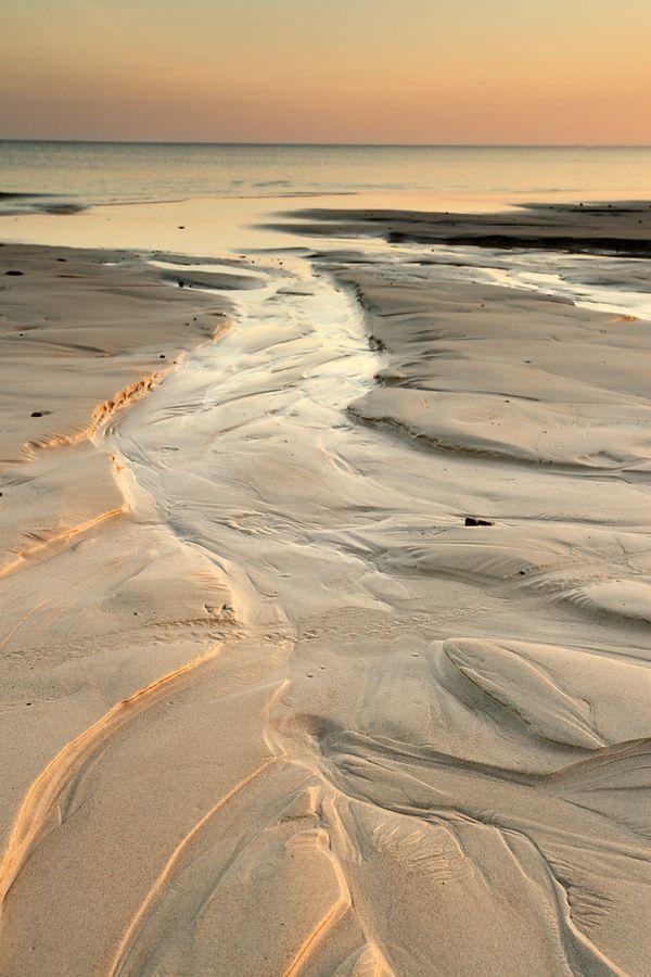 Łeba, plaża