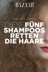 Diese Shampoos retten die Haare vor jedem Problem – Pflege Ideen