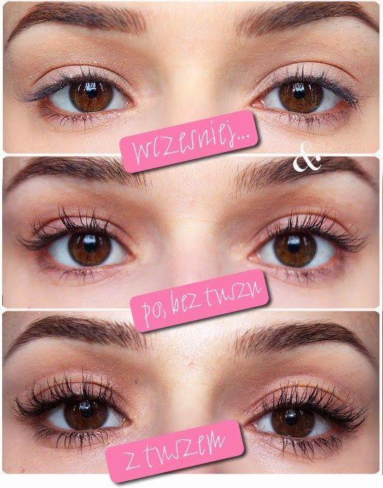 c2e649fb701 My lashes are already healthy and long because I do not torture them with  makeup, but who doesn't want to grow their own natural eyelashes as long as  ...