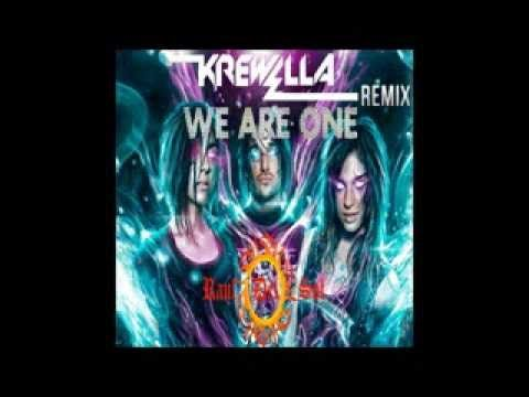 ▶ KREWELLA - WE ARE ONE (DJ Raul Del Sol Remix) Progressive House EDM - YouTube