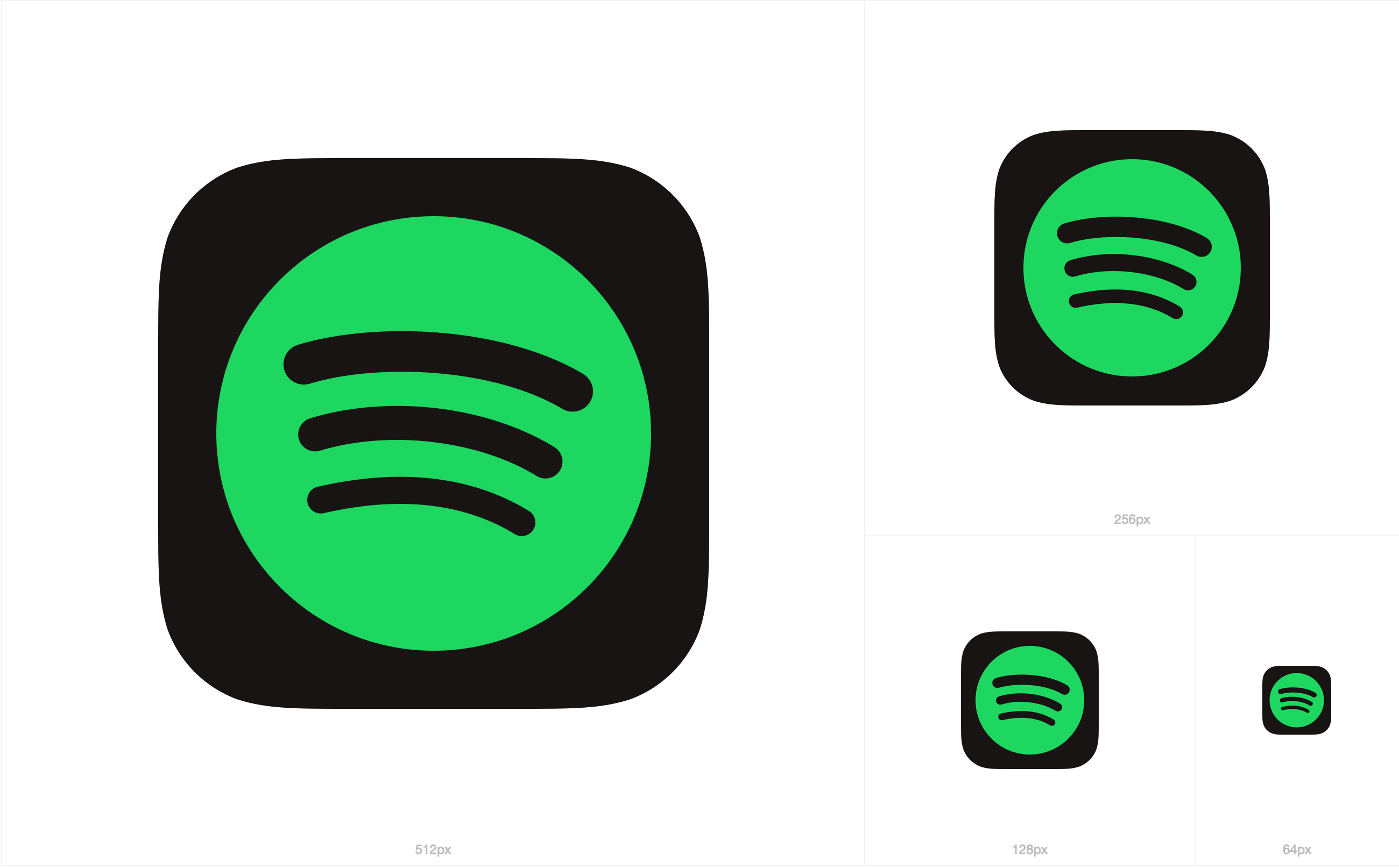 iOS 7 Icon Template PSD, SVG, Sketch Ios 7 icons