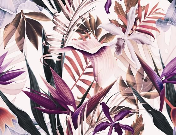 5749 4 stretch way tie dye flower lycra print For your 19 SS