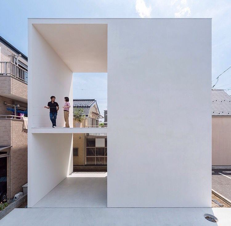 Tokyo house.