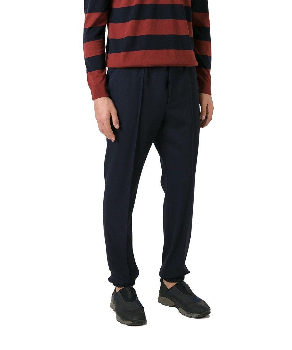 MARNI Marni Men'S M05Ka0052S45449524 Black Cotton Joggers'. #marni #cloth #bottoms