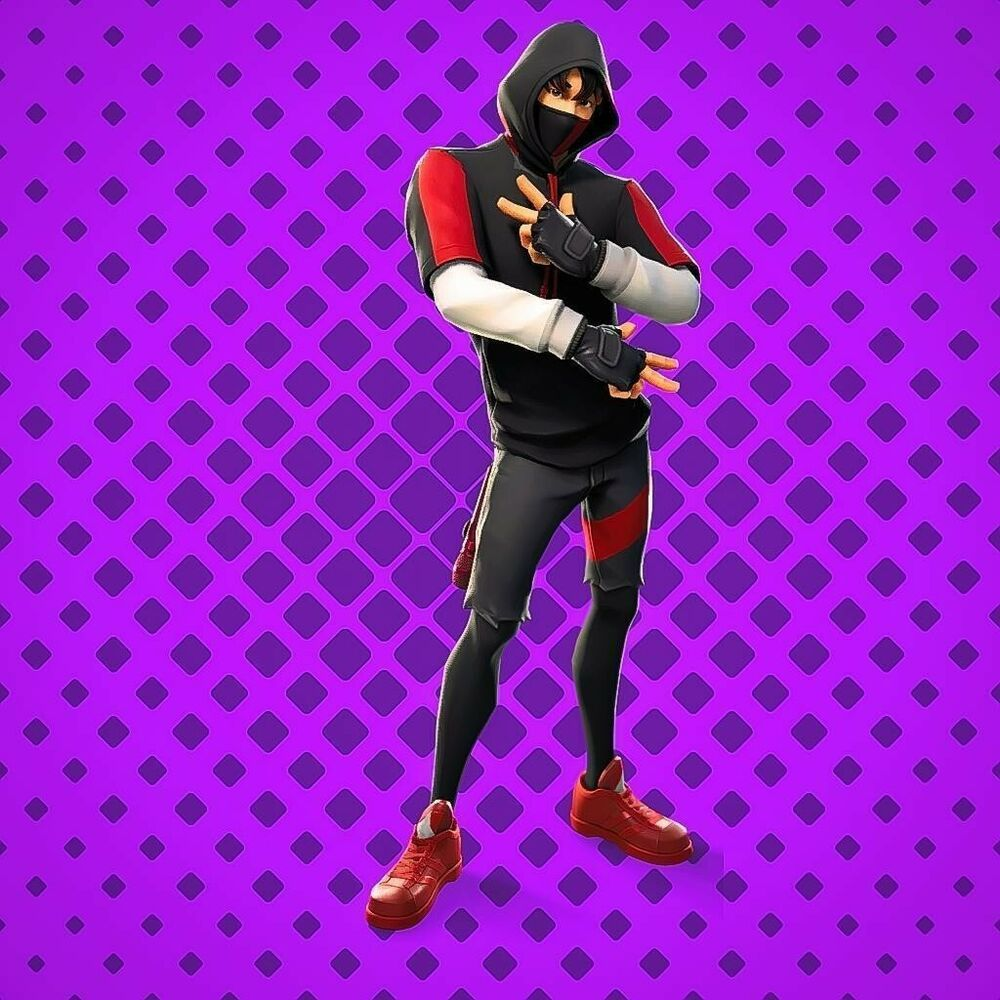 Fortnite Ikonic Skin Instant Delivery Read Description