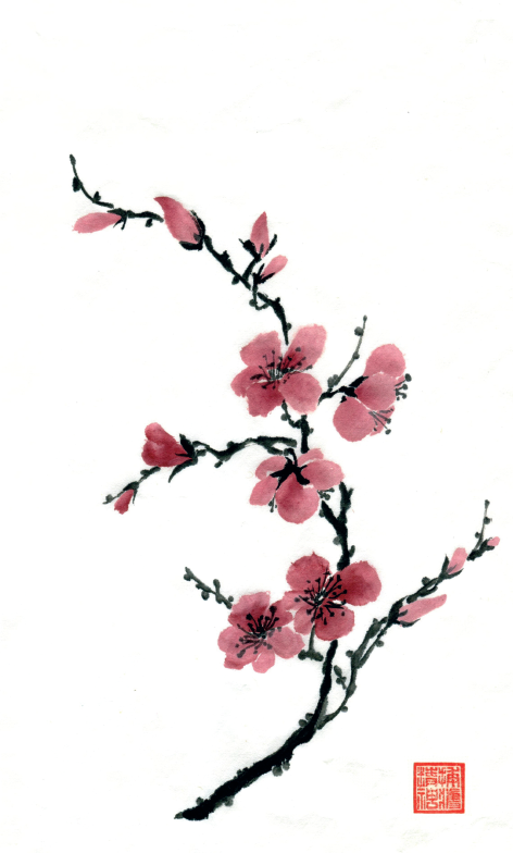 Learn Chinese Brush Painting Techniques with Pauline ...