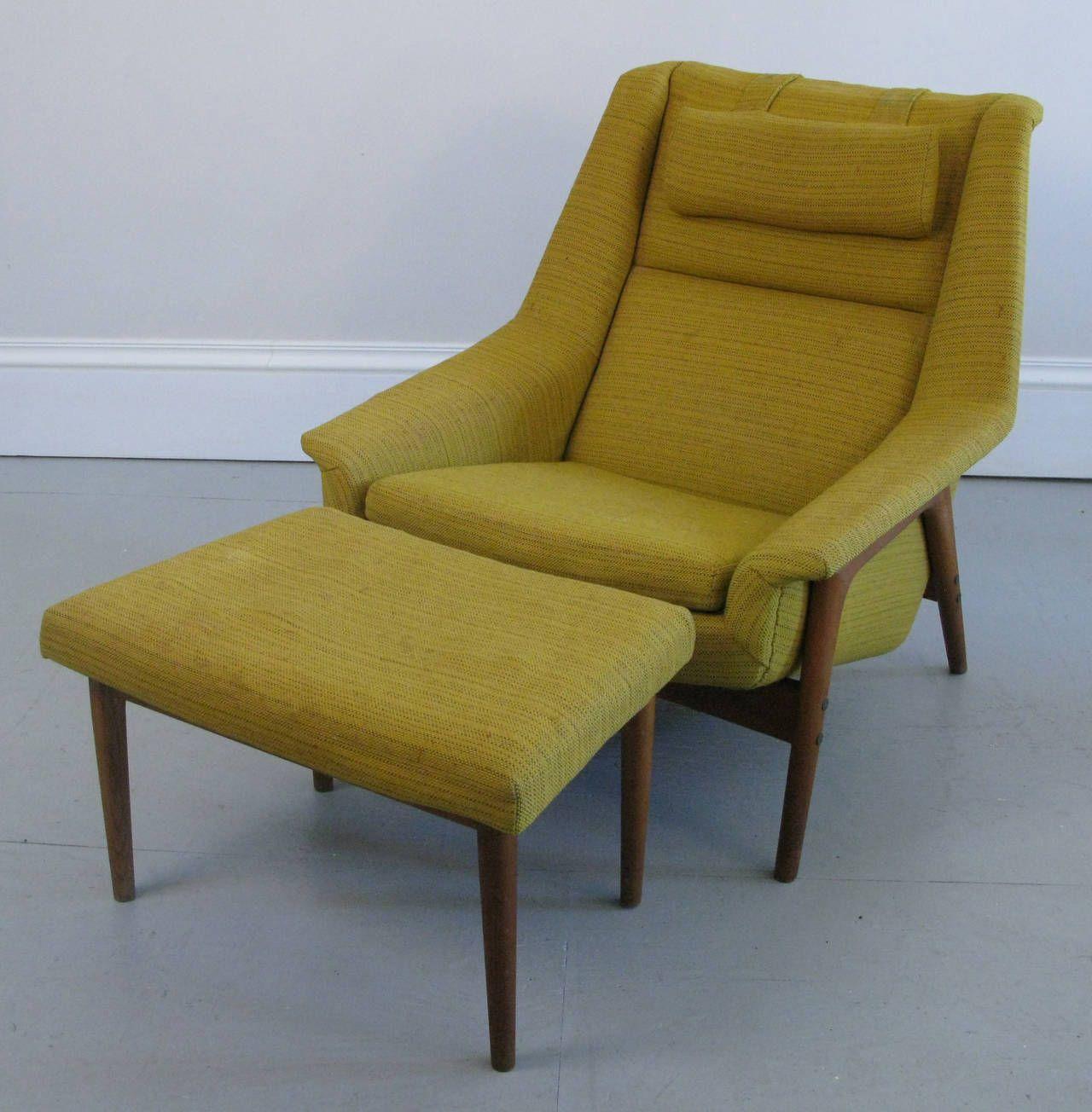 Moderne Lounge, Lounge Stühle, Restaurierung, Polsterhocker, Mitte Des  Jahrhunderts