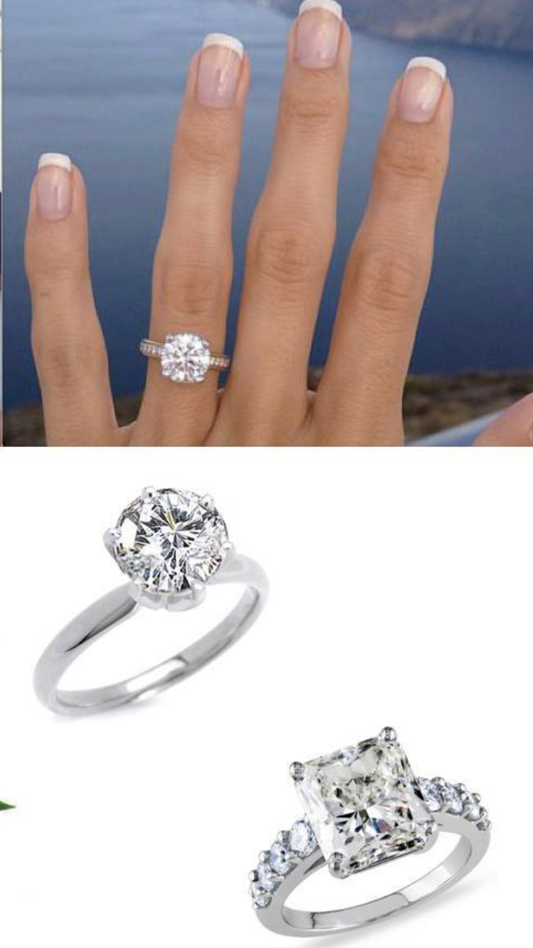 Pin by Miranda Dixon on Wedding dreams Engagement rings