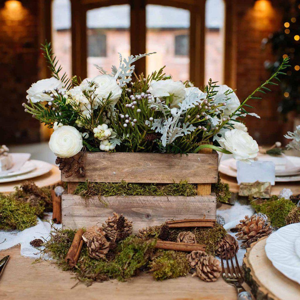Top 10 Winter Woodland Wedding Decorations Winter Wedding