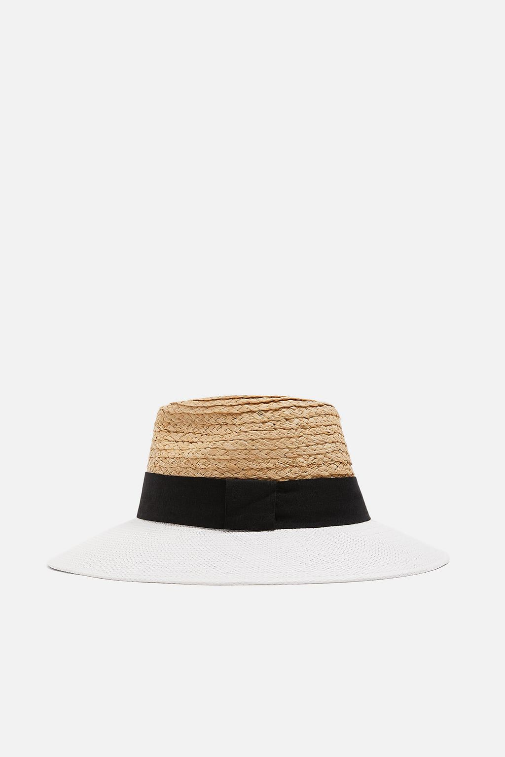 7e82dae5 Two-tone hat in 2019 | hats | Hats, Hats for women, Hair accessories ...