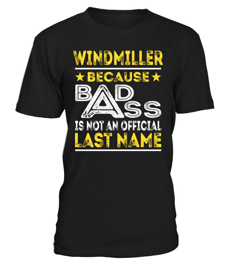 WINDMILLER - Badass #Windmiller