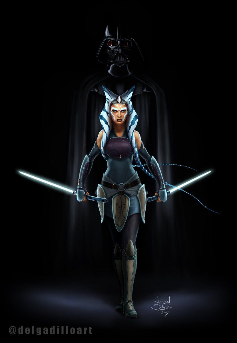 Jordan Delgadillo On Twitter Star Wars Images Star Wars Ahsoka Star Wars Pictures