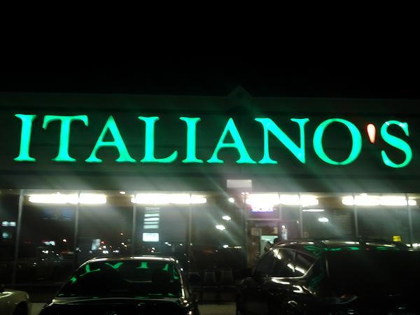 Italiano\'s in Humble and Atascocita, TX! Move over Olive Garden ...