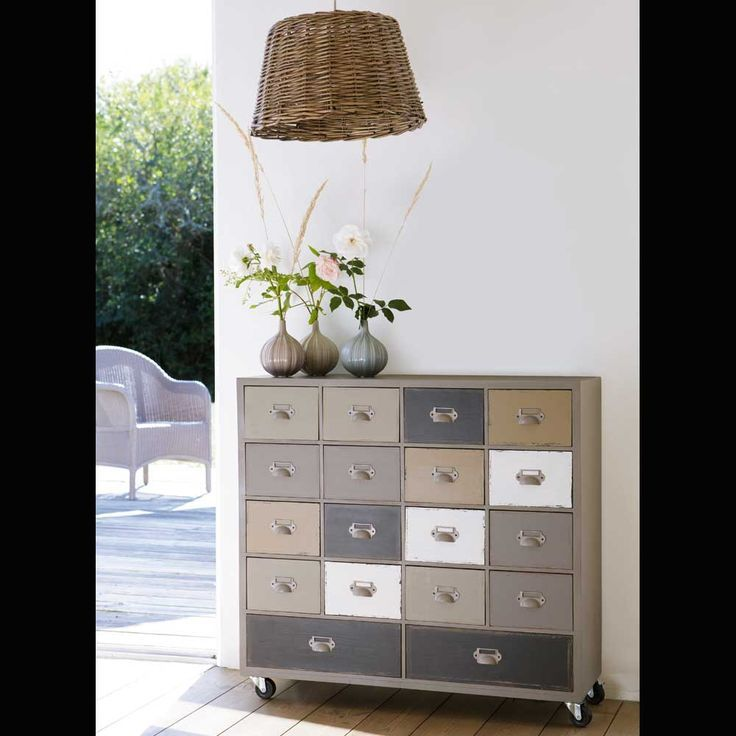 Commode Ambiance Contemporaine Pinterest