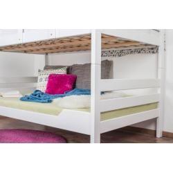 Photo of Etagenbett für Erwachsene Easy Premium Line K16/n, Kopf- und Fußteil gerade, Buche Vollholz massiv w