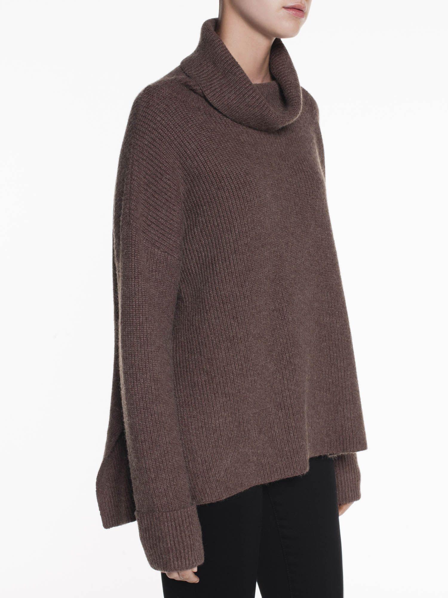 f20bce42f00f79 Oversize Chunky Rib Sweater