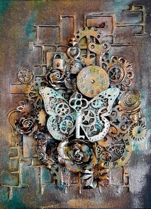 Canvas Art Ideas On Pinterest