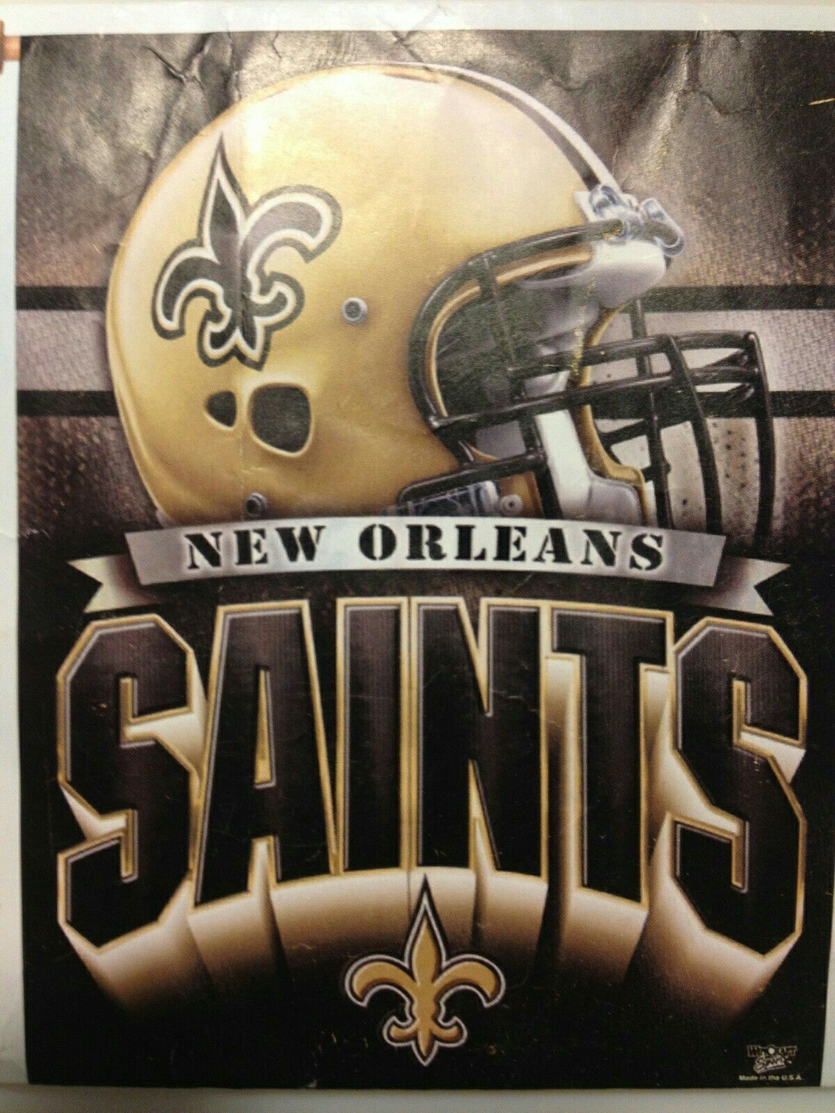 New orleans saints football image by mary miller on saints