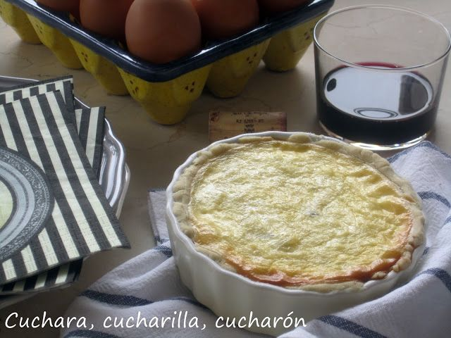 De aperitivo o como plato protagonista, templada o fría, sola o acompañada de una ensalada verde... las quiches o tartas saladas son muy...
