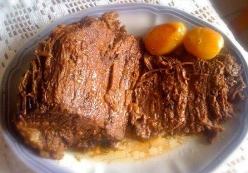 Como Fazer Carne De Panela Receita Da Mae Receita Com Imagens