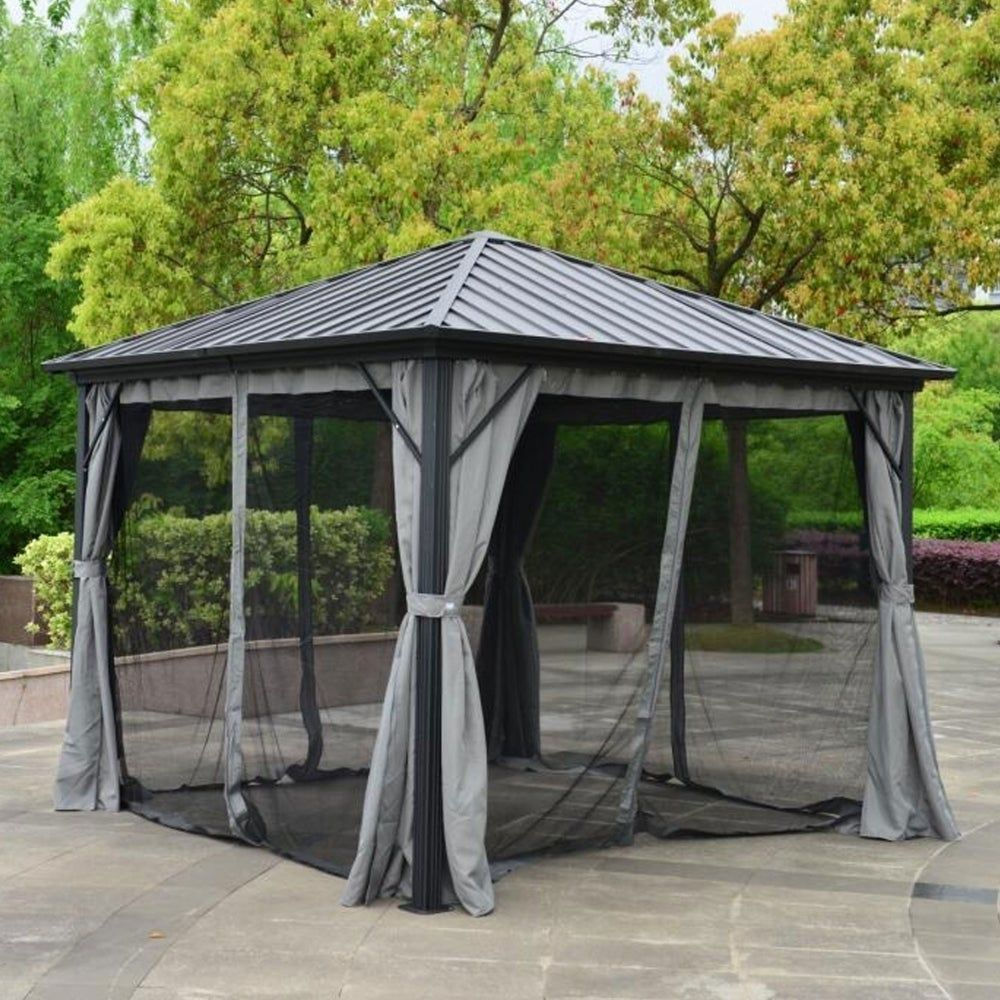 Online Shopping Bedding Furniture Electronics Jewelry Clothing More In 2020 Hardtop Gazebo Patio Gazebo Gazebo