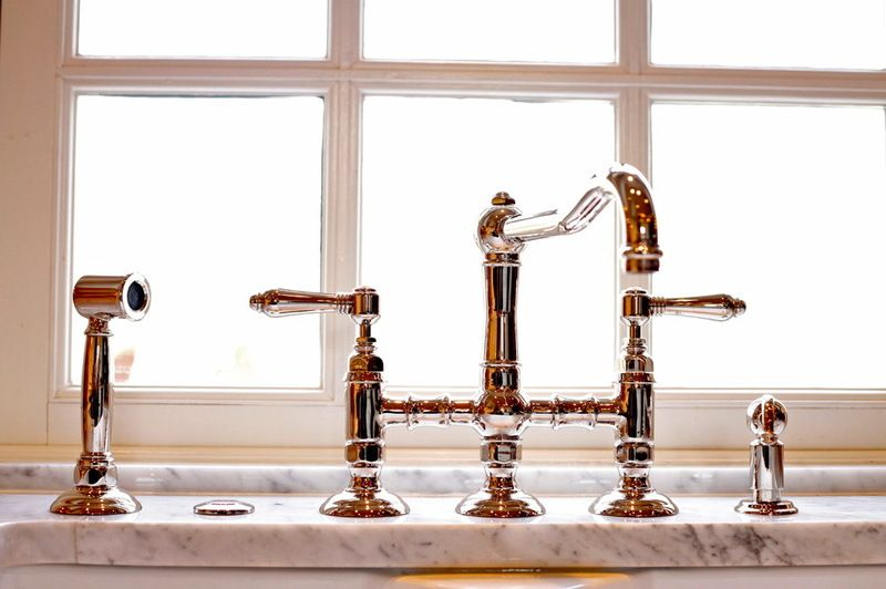Though Their Entry Price May Be Appealing Lower Priced Faucets Are Often Made With Plastic Parts That Don T Hold Up When You Factor In The Cost To Replace An